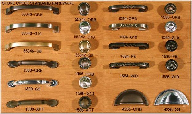Elegant Standard Hardware